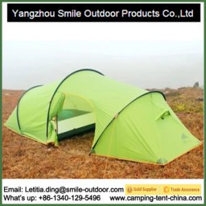 Dome Luxury Camping Waterrpoof Glamping 2 Person Travel Tent pictures & photos
