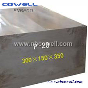 Universal Plastic Die Steel Made in China pictures & photos