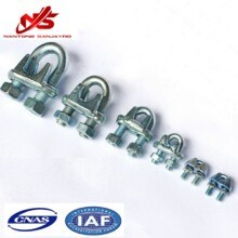 Malleable Wire Rope Clips Type B pictures & photos