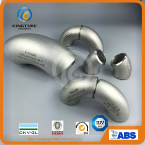 Industrial Stainless Steel Elbow with PED 90d Pipe Fitting (KT0351) pictures & photos