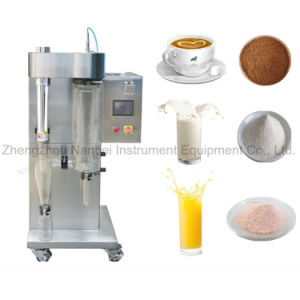 Mini Vacuum Small Lab Scale Spray Dryer for Milk and Coffee pictures & photos