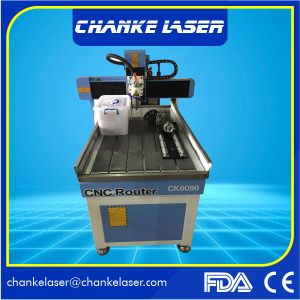 High Efficiency 6090 Mini Woodworking CNC Router pictures & photos