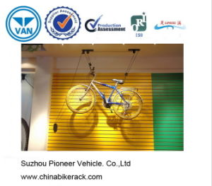 Unique Designed Ceiling Bike Lift with Large Loading Capacity pictures & photos