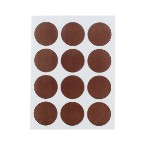 Adhesive Colored Label, Round DOT Paper Sticker, Adhesive Decorative Sticker pictures & photos