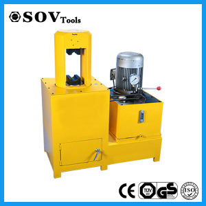 500t Steel Wire Rope Press Machine Hydraulic Swage Machine pictures & photos