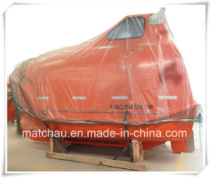 China High Speed Totally Enclosed Fast Rescue Boat pictures & photos