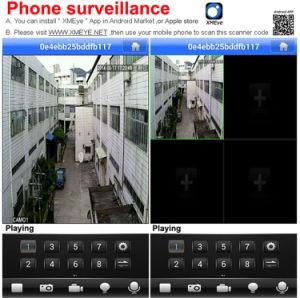 200m IR 5.0 Megapixel IP High Speed Dome PTZ Camera pictures & photos