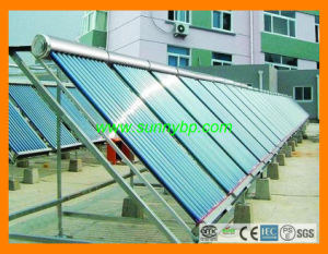 Low Pressure Solar Water Heater System pictures & photos