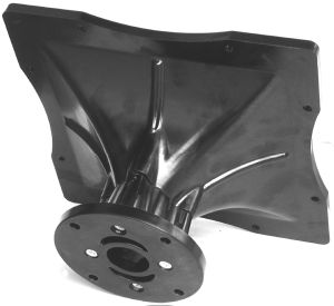 Empty Cabinet Aluminum Horn for Professional Audio Rcf 250L*250W*135h 1 (HYJ0024C-ALS) pictures & photos