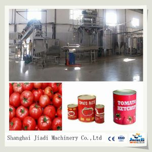 Stainless Steel Tomato Sauce Production Line pictures & photos