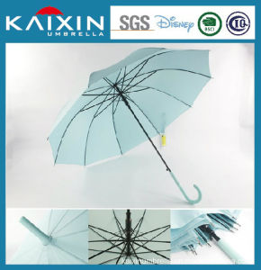 Fashion Auto Open Straight Women Umbrella