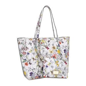 Big Capacity Floral Ladies Handbag 2050-7