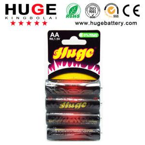 1.5V AA R6 Um-3 Carbon Zinc Battery pictures & photos