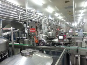 Industrial Frozen Yogurt Processing Machine pictures & photos