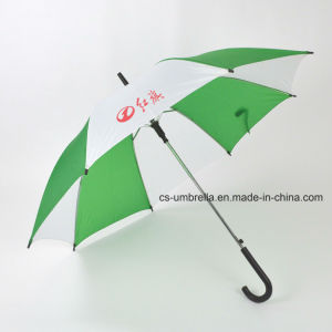 "19""Auto Open Logo/Printed Straight Umbrella for Advertising or Promotion (YSS0128)"