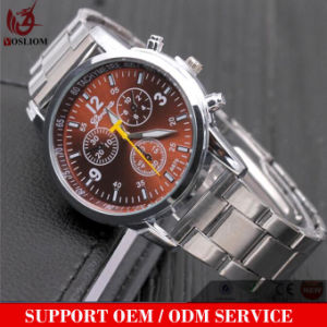 Yxl-329 Wholesale Cheapest Chronograph Watch Business Stainless Steel Quartz Custom Watches for Mens Promotion Automatic Watch pictures & photos