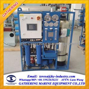 Marine Reverse Osmosis Fresh Water Generator/Seawater Desalting Plant pictures & photos