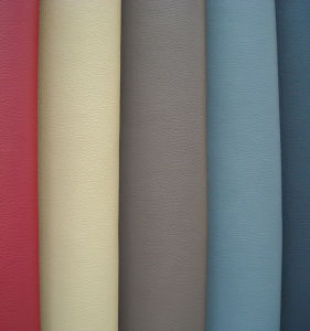 Artificial PVC PU Leather for Sofa Manufacturers Leather pictures & photos