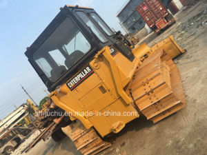 Used Cat D4c LGP Bulldozer with Ripper/Caterpillar D3c D4c D5K D5m D5g LGP Dozer pictures & photos