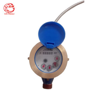 Pulse Output Water Meter in 100 Liter Per Pulse pictures & photos