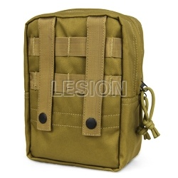 Military Tactical First Aid Pouch with Molle ISO Standard (JYB-63B-1) pictures & photos