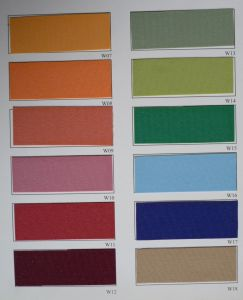 Anti-UV Fabric Roller Blind Sunshade for Houses, Semi-Blackout Fabric pictures & photos
