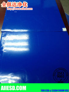 Low Density Polyethylene Disposable Sticky Mat ESD Cleanroom Sticky Mat pictures & photos