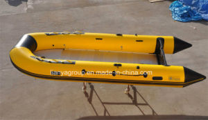 Foldable Inflatable Speed Rescue Fishing Boat 200cm-650cm pictures & photos