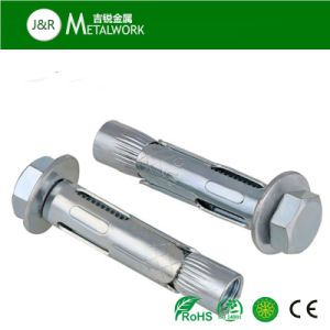 Grade4.8 Galvanized Steel Expansion Bolt pictures & photos