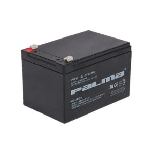 Good Quality OEM 12V 12ah UPS Batteries for French Market pictures & photos