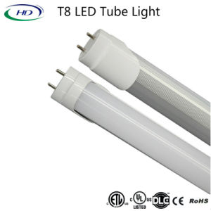18W Electronic & Magnetic Ballast Compatible LED Tube Light-High Lumen pictures & photos