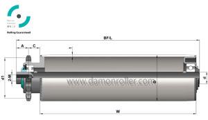Damon Industrial Steel Sprocket Roller (2311/2321) pictures & photos