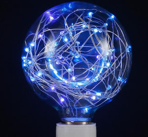 Dimmable Outdoor String Lamp Mini Starry LED Globe String Light pictures & photos