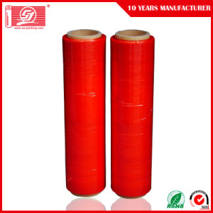 Pallet Packing PE Wrapping 100% New Virgin Raw Materials LLDPE Stretch Warp Film pictures & photos