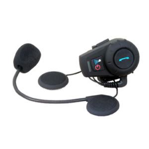 Newst Motorcycle/Ski Bluetooth Helmet Headset, Best Bluetooth Helmet Intercom pictures & photos