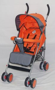Cheap Foldable Umbrella Stroller with Customized Logo pictures & photos