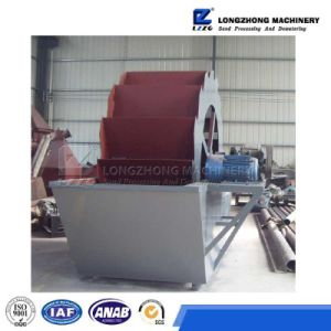 Lzzg Top Quality Bucket Sand Washing Machine pictures & photos