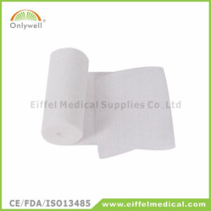 Medical Steriled Emergency Elastic Conforming PBT Bandage pictures & photos