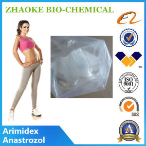 Wholesale Anti Estrogen Raw Steroid Powder Anastrozoles Arimidex pictures & photos