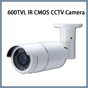 600tvl IR Outdoor Bullet CCTV Cameras Suppliers Security Camera (W24) pictures & photos
