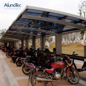 Durable UV Protect Double Shading Awing Carport pictures & photos