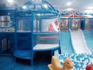 Children Indoor Playground for Recreation Center pictures & photos