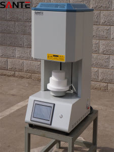 High Temperature Dental Porcelain Ceramic Furnace Heated by Mosi2 Rod pictures & photos