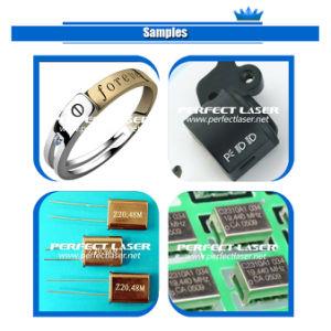 Hotsale Portable/Desktop 10W/ 30W/ 60W Plastic Acrylic CO2 Laser Marking Equipment Machine pictures & photos