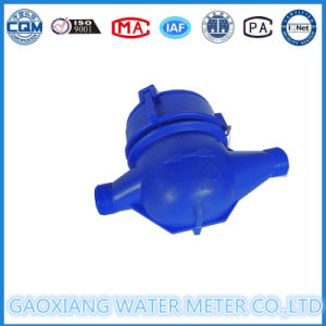 Multi Jet Dry Type Plastic ABS Water Meter pictures & photos