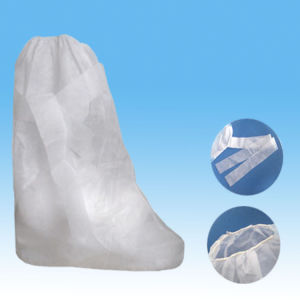 Disposable Surgical Boot Cover for Hospital pictures & photos