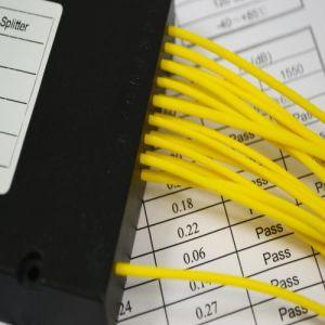1 X 32 Modular ABS Box Type PLC Fibre Optic Splitter pictures & photos