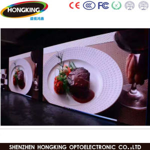 High Quality P2.5 Full Color Indoor LED Display Panel pictures & photos