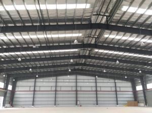 Prefabricated Steel Structure for Warehouse in Australia pictures & photos
