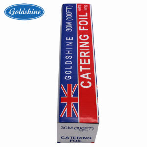 Heat Resistant Kitchen Aluminium Foil for Home Catering Use pictures & photos